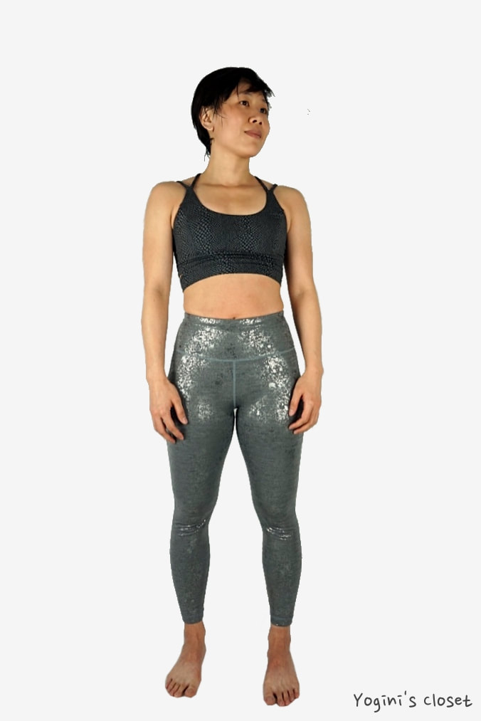 Yoginis Closet Sweaty Betty Disco Foil High Waisted 7/8 Workout Leggings Review
