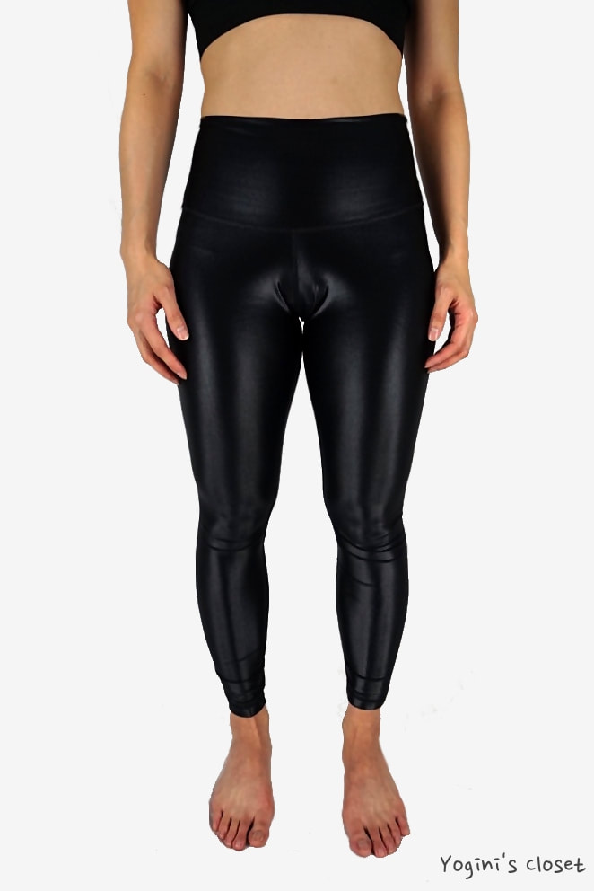 8a2136d932 DYI High Shine Signature Tight Review - Yogini's Closet