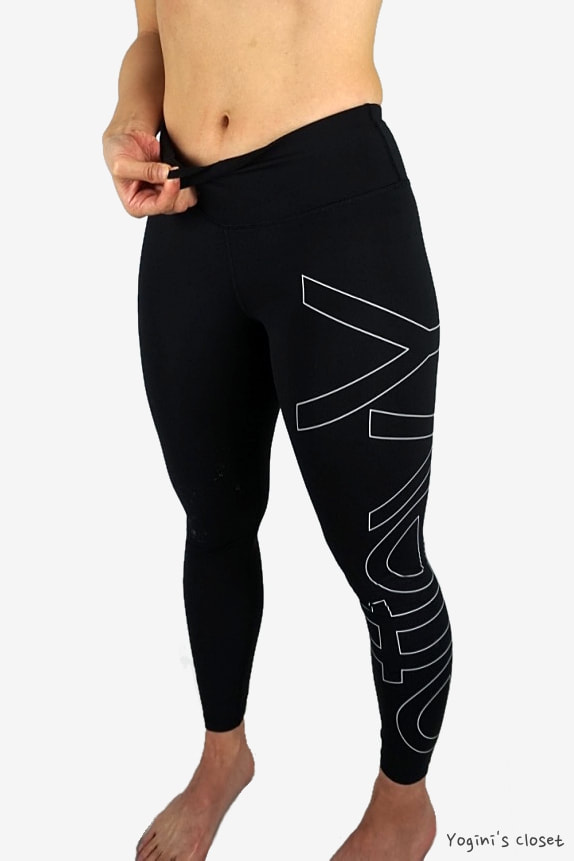 Yoginis Closet Budget Stretching Pants Series - Yvette Shift Light Icon Legging Review