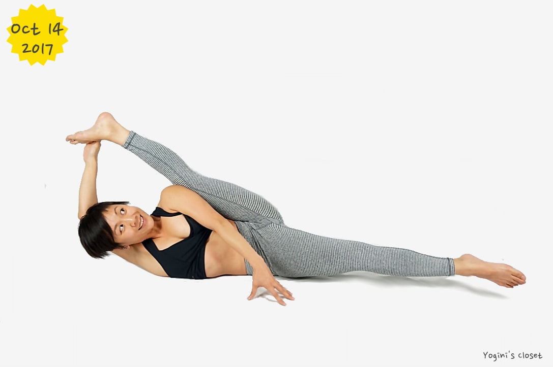 Yoginis Closet Titika Lucky Digs Sprint Legging Review