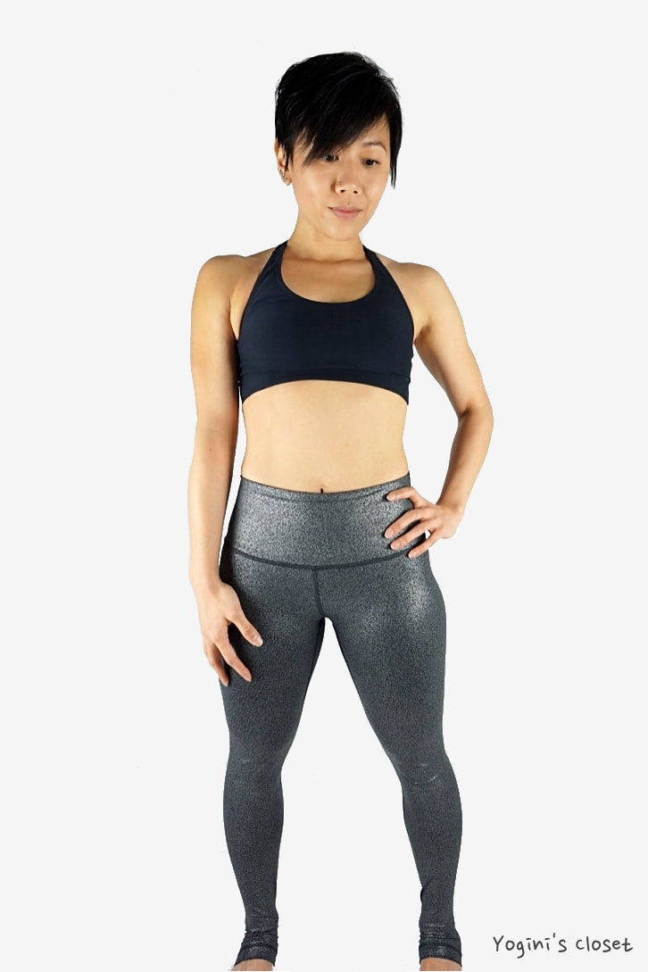 Yoginis Closet Lululemon Wunder Under High Rise Tight Full-On Luxtreme 28