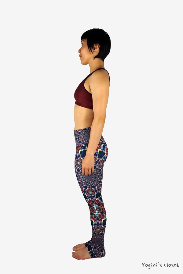 Yoginis Closet Wolven Threads Moonlight Mandala Yoga Legging Review