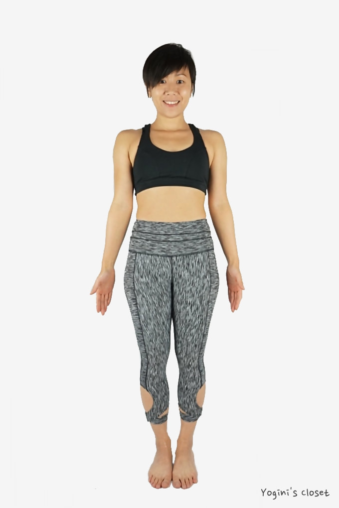 Yoginis Closet Maaji Sailing Impulse Dance Black Legging Review