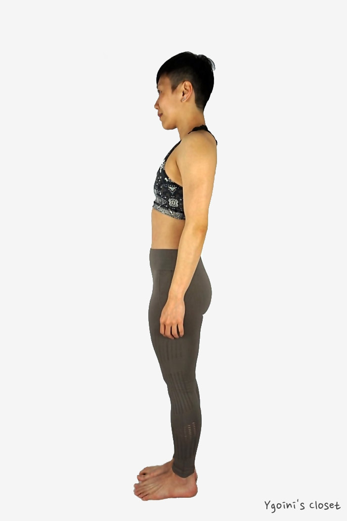 Yoginis Closet SQUAT WOLF She-Wolf Seamless Legging Review