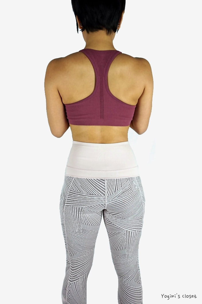 Yoginis Closet Lukka Lux Tight Jacquard Yoga Legging Review